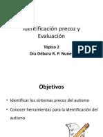 Argentina Aula 2 Familia e Identificacao Precoce