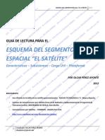 ESQUEMA DEL SEGMENTO ESPACIAL (EL SATÉLITE) - Silcar Perez Aponte