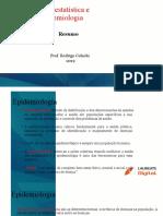 Bioestatística e Epidemiologia - RESUMO