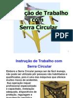 Treinamento Serra Circular