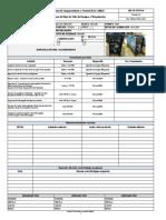 SDS-FO-MTTO-06 Formato de Orden de trabajo de Mantenimiento