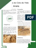 Avaliação Ciclo de Vida-Areia - UFSC