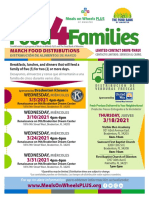 Food4Families March