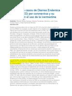 Estudios de casos de Diarrea Endemica Porcina