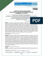 RIBEIRO, 2017 - A natureza da gestão universitária - influência de aspectos político-institucionais, econômicos e culturais