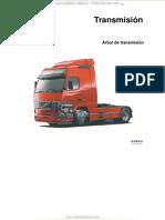 Manual Arbol Transmision Camiones Volvo Funcionamiento Potencia