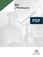 Citroën Berlingo 2015 - Options Et Packs