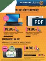 Extreme Digital, 2011.03.02-03.16