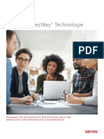 Xerox ConnectKey Technologie