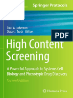 (Methods in Molecular Biology 1683) Paul A. Johnston, Oscar J. Trask (eds.) - High Content Screening_ A Powerful Approach to Systems Cell Biology and Phenotypic Drug Discovery-Humana Press (2018)