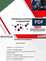 Polimeros, Unidad 1 y2
