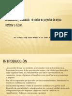 1.1 Generalidades Proyectos de Mejora Continua
