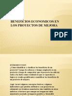 1.4 1.5 Beneficios Economicos Proyectos de Mejora