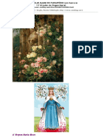 TERÇO PELAS ALMAS DO PURGATÓRIO (em honra às 13 Virtudes da Virgem Maria)