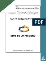Sermones Sta. Convocatoria