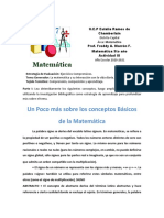 GUIA 3 MATEMATICA 5 AÑO