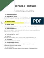 DPP 3 Recursos
