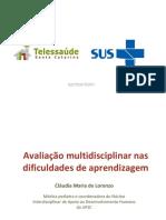 Webpalestra_Avaliação_Multidisciplinar_Dificuldades_de_Aprendizagem