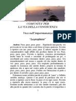13 - LA PREGHIERA