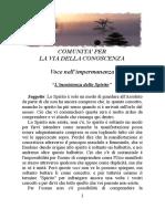 16 - L'INESISTENZA DELLO SPIRITO