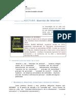 Guía de Lectura. Natalia Zuazo