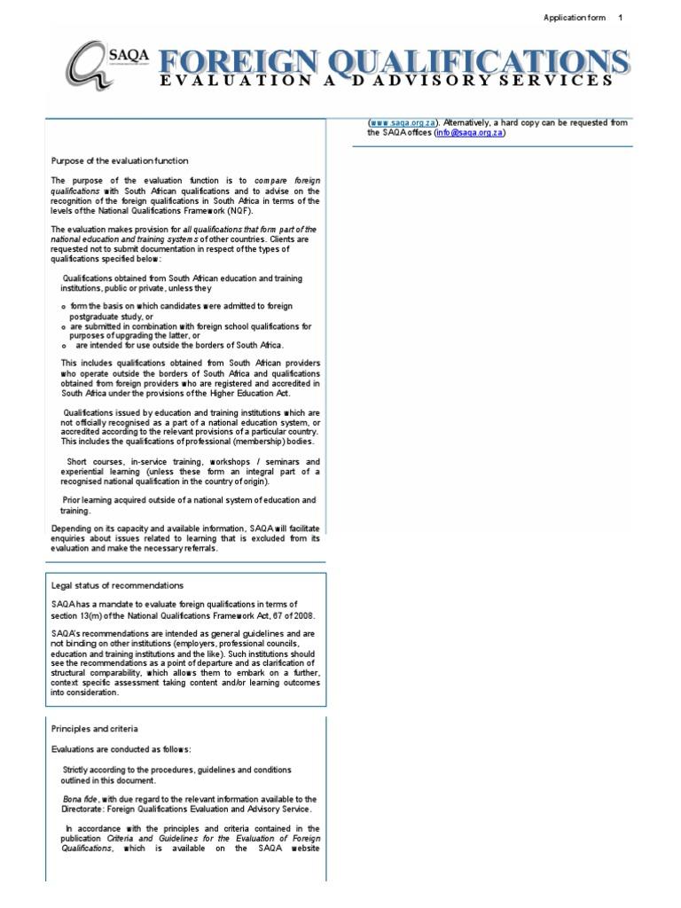 Application Form Postgraduate Education Mail