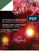 The Light - 2011 Winter Edition - CentersofLight.org