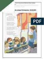 Atividades de Língua Portuguesa-10-03-2021