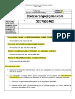 1.1 GUIA PEDAGOGIA GRADO  8° PRIMER PERIODO 2021-01