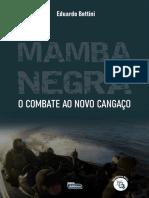 Mamba Negra - O combate ao novo cangaço