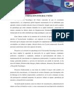 Formación Integral UNITEC