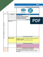 CUADRO COMPARATIVO NORMAS ISO - SIMILITUDES Y DIFERENCIAS (1)