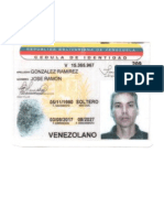 Curriculum Titulos Jose Ramon Gonzalez Ramirez