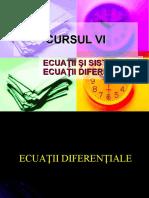 CURSUL VI