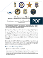 Unemployment Insurance Fraud Consumer Protection Guide