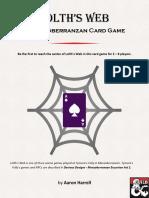 Lolths_Web_-_A_Menzoberranzan_Card_Game