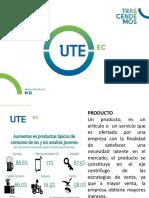 4. Productos Industriales. Clasificación. (2)