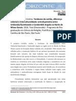 Tambores do sertão, diferença colonial e interculturalidade