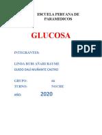 GLUCOSA G66 AÑARI MUÑANTE