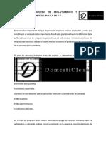 MANUAL DEL PROCESO DE RECLUTAMIENTO Y CONTRATACION DOMESTICLEAN S