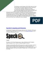 speckled computing