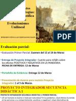 BLOQUE II ICS Acontecimientos históricos e ideologías
