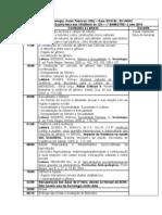 Sociologia Mulher_Cronograma Leituras_ 2010_2