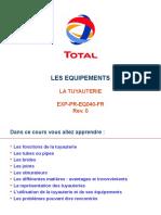 EXP-PR-EQ040-FR Slides La tuyauterie
