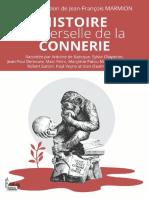 Histoire Universelle de La Conn - Jean-Francois Marmion