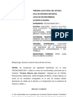 Acuerdo General Del Jin Quejas