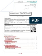 Cours Cal Cul Diff