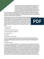 Appunti Leopardi concetto di determinismo