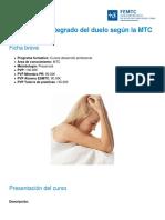Tratamiento Integrado Del Duelo Segun La Mtc (1)