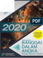 Kabupaten Banggai Dalam Angka 2020, Penyediaan Data Untuk Perencanaan Pembangunan